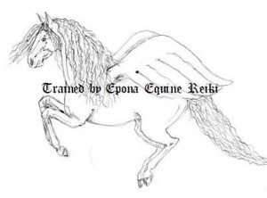 Trained by Epona logo